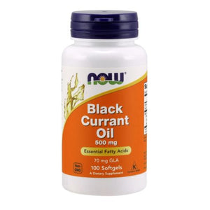 Black Currant Oil 100 Sgels by Now Foods (2584143167573)