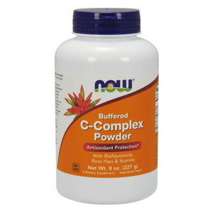 VitaminC-Complex Powder 8 Oz by Now Foods (2584144379989)