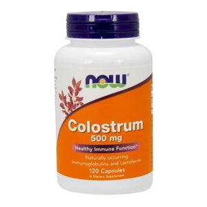 Colostrum 120 Caps by Now Foods