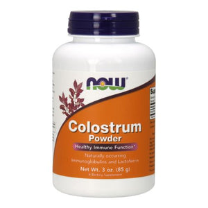 Colostrum 3 OZ by Now Foods (2584150212693)