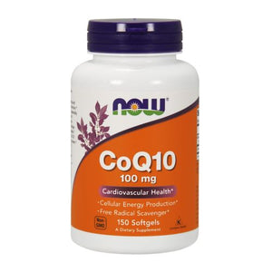 CoQ10 150 Sgels by Now Foods (2584150278229)