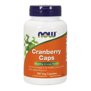 Cranberry Caps 100 Caps by Now Foods