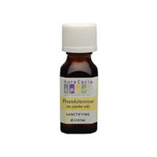 Essential Oil Frankincense (boswella carteri) 0.5 Fl Oz by Aura Cacia