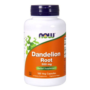 Dandelion Root 100 Caps by Now Foods (2584152539221)