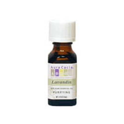 Essential Oil Lavandin (lavandula intermedia) 0.5 Fl Oz by Aura Cacia