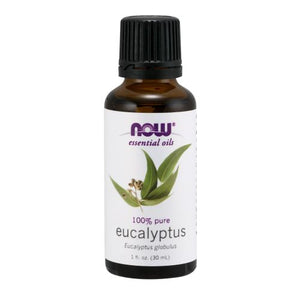 Eucalyptus Oil 1 OZ by Now Foods (2584154603605)