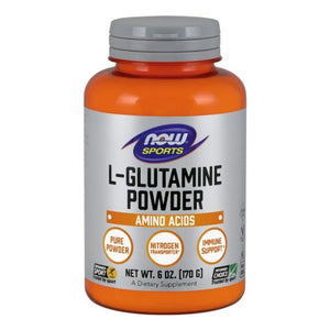 L-Glutamine 6 OZ by Now Foods (2584157716565)