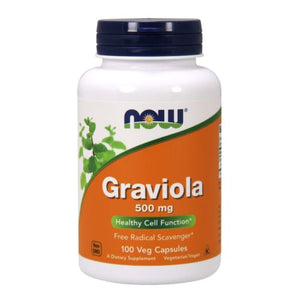 Graviola 100 Caps by Now Foods (2584158502997)