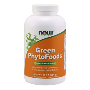 Green Phytofoods POWDER, 10 OZ by Now Foods