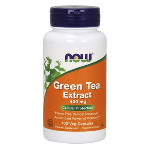 Green Tea Extract 100 Capsules by Now Foods
