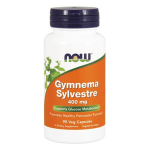 Gymnema Sylvestre 90 Caps by Now Foods