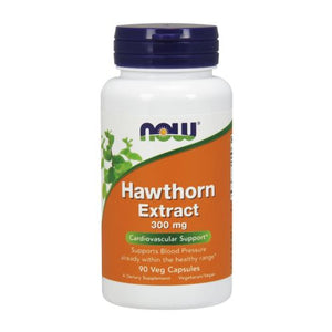 Hawthorn Extract 90 Vcaps by Now Foods (2584159518805)