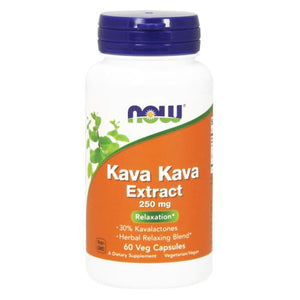 Kava Kava 60 Capsules by Now Foods