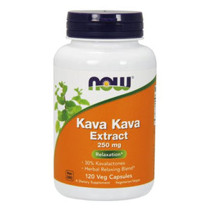 Kava Kava 120 Caps by Now Foods (2584160927829)