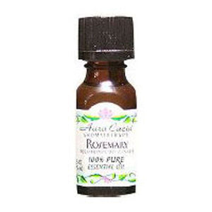 Essential Oil Rosemary (rosemarinus officinalis) 0.5 Fl Oz by Aura Cacia (2583972905045)