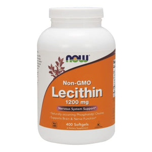 Lecithin 400 Sgels by Now Foods (2584161845333)