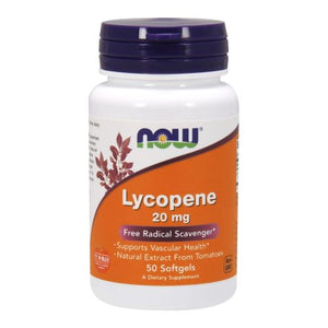 Lycopene 50 Softgels by Now Foods (2584163188821)