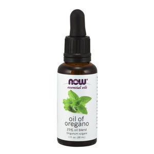 Oil Of Oregano 25% 1 OZ by Now Foods (2584167088213)