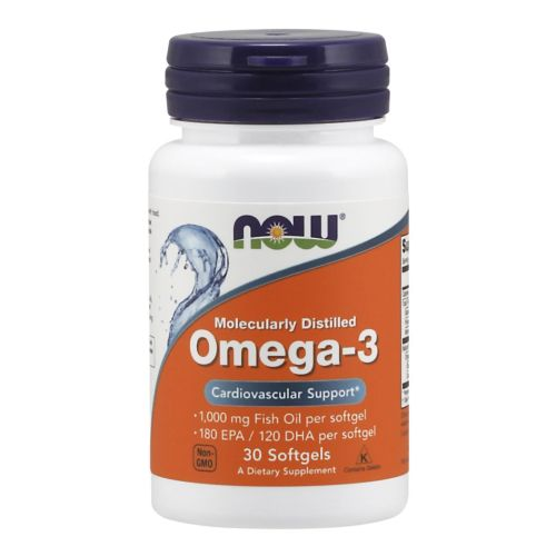 Omega-3 100 soft gels by Now Foods
