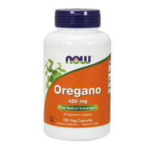 Oregano 100 Caps by Now Foods (2584168300629)