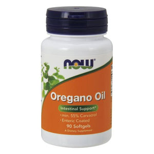 Oregano Oil 90 Softgels by Now Foods (2584168497237)