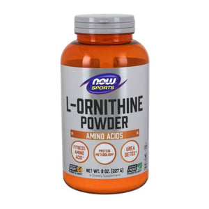 L- Ornithine 8 OZ by Now Foods (2584169840725)