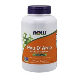 Pau D' Arco 250 Caps by Now Foods (2584170758229)