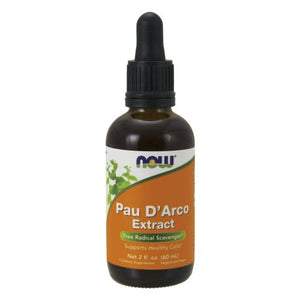 Pau D'Arco Extract 2 Oz by Now Foods
