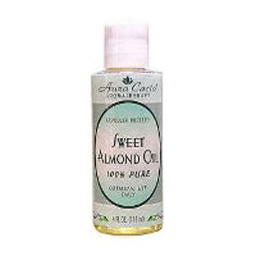 Pure Skin Care Oil Sweet Almond 16 Fl Oz by Aura Cacia