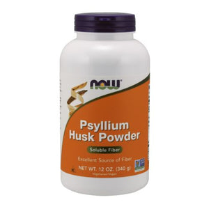 Psyllium Husk 12 OZ. by Now Foods (2584173609045)