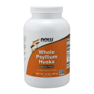 Psyllium Husk 12 Oz  by Now Foods (2584173707349)