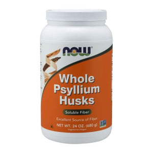 Psyllium Husk 24 OZ by Now Foods