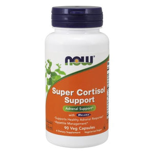 Super Cortisol Support with Relora 90 Veg Caps by Now Foods (2584180162645)