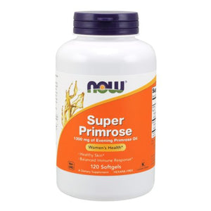 Super Primrose 120 Softgels by Now Foods