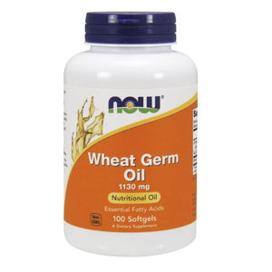 Wheat Germ Oil 100 Softgels by Now Foods