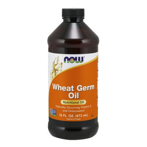 Wheat Germ Oil 16 Oz by Now Foods