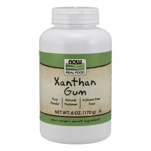 Xanthan Gum 6 Oz by Now Foods