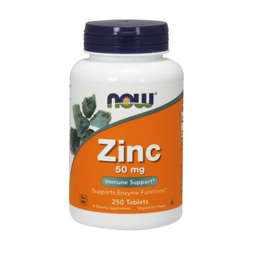 Zinc Gluconate 250 Tabs by Now Foods