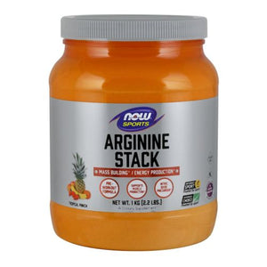 Arginine Stack 2.2 Lb by Now Foods (2584204378197)