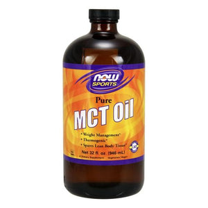 Mct 100% Oil 32 Fl Oz by Now Foods
