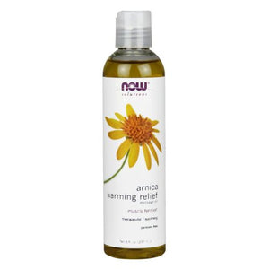 Arnica Oil 8 Oz by Now Foods