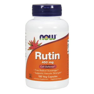 Rutin 100 VCAPS by Now Foods (2584231084117)