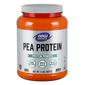 Pea Protein 2 lbs by Now Foods (2584236621909)