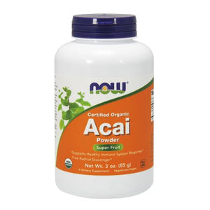Acai Organic Powder 3 OZ by Now Foods