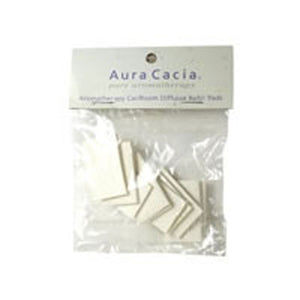 Aromatherapy Car Diffuser Replace Filter, 10 Pack by Aura Cacia (2588803661909)