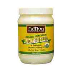 Coconut Oil,Organic 54 Oz by Nutiva