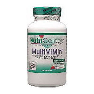 Multi-Vi-Min No Copper/Iron 150 Caps by Nutricology/ Allergy Research Group (2584014225493)