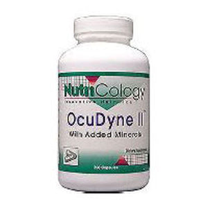 Ocudyne II 200 Caps by Nutricology/ Allergy Research Group