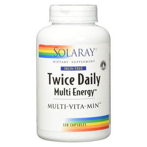 Multi-Vitamin With Minerals 100 Tabs by Natures Blend