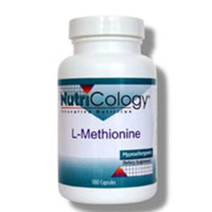 L-Methionine 100 Caps by Nutricology/ Allergy Research Group (2584093720661)